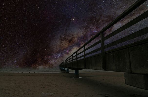 * * Road to infinity * *