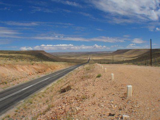 Road to Namib