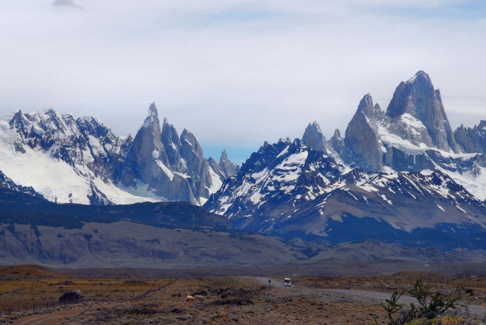 Road to the Fitz Roy...