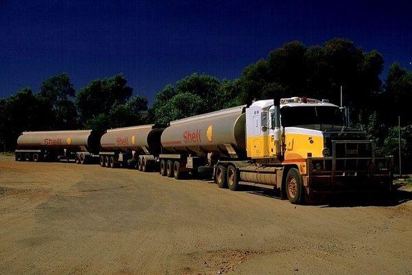 Road Train, Alice Springs