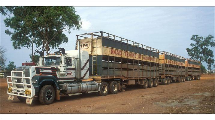 Road Trains of Australia