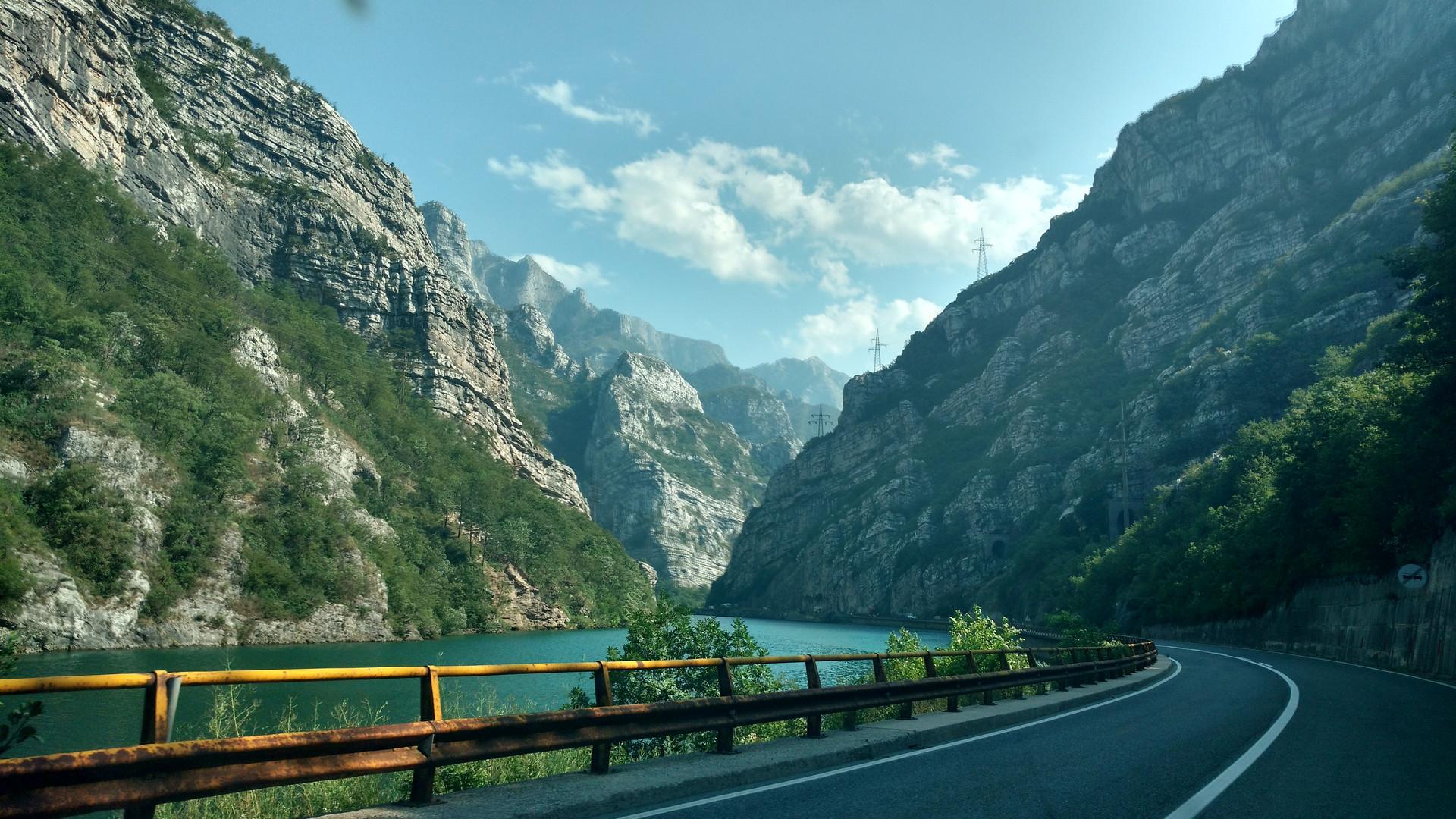 Road Trip in Bosnia