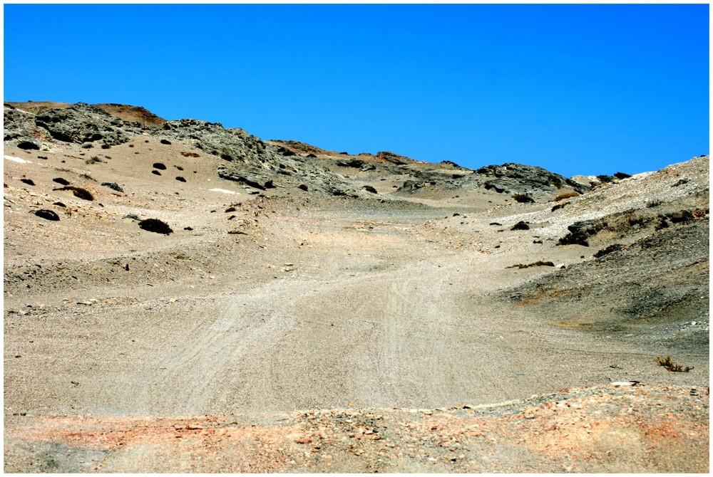 Roads of Namibia II