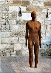 Roasted man  a San Gimignano