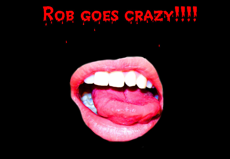 Robby Horror Picture Show :D