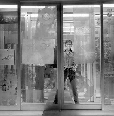 Robert Rauschenberg documenta IV Neue Galerie Kassel 1968
