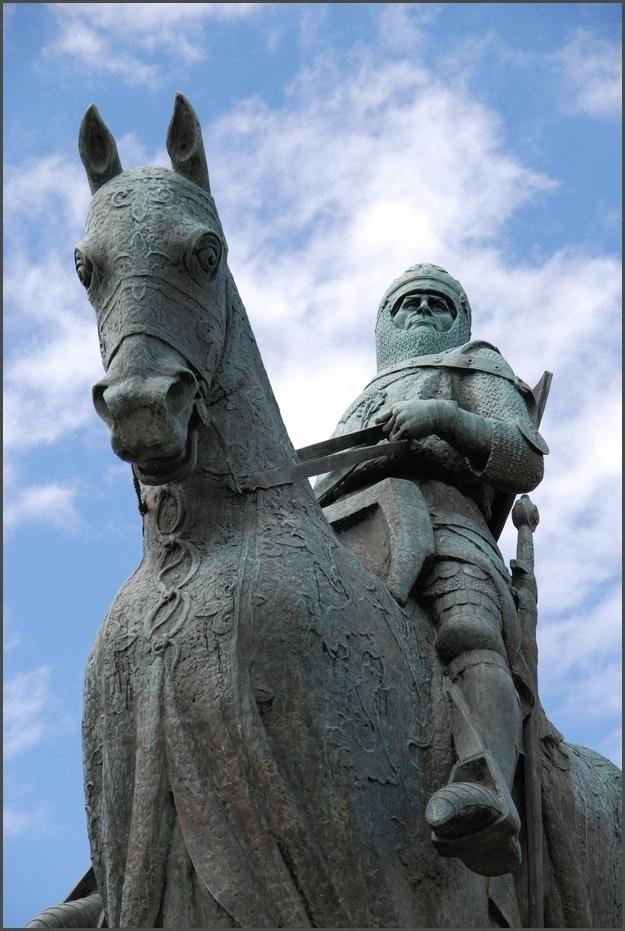 Robert the Bruce - King of Scots ( Bannockburn - Stirling )