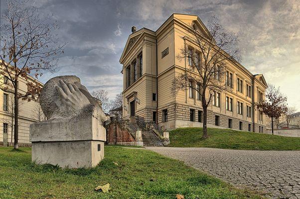 Robertinum in Halle/Saale