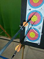 Robin Hood Schuß