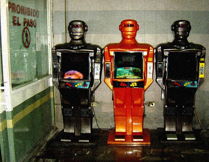 robots 1982