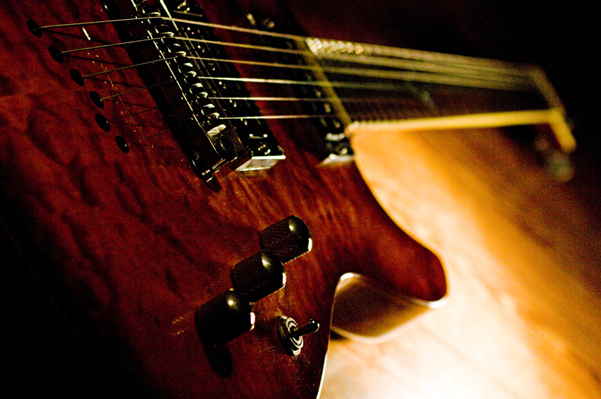 Rob`s Guitar...