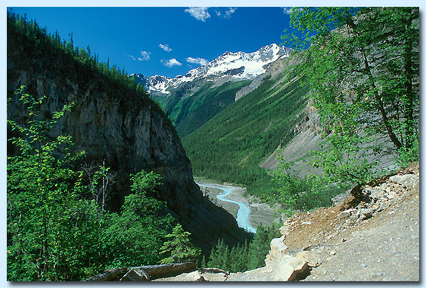 Robson River Valley
