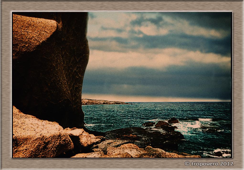 Roca y mar II
