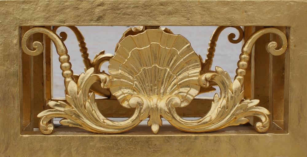 Rocaille Detail Versailles