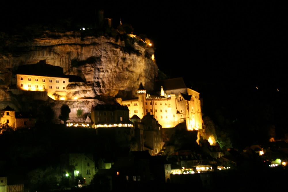 Rocamadour in night!!