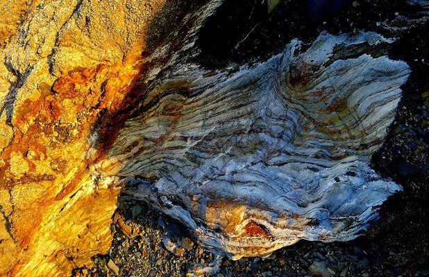 Rocas y formas caprichosas