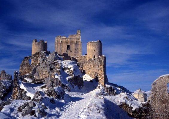 Rocca Calascio (Abruzzo). 2005
