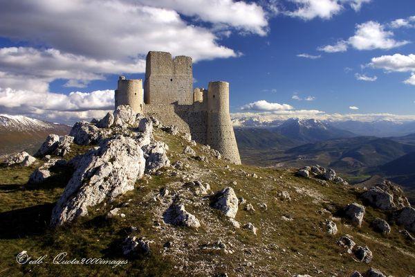 Rocca Calascio (AQ) - Abruzzo - Italia
