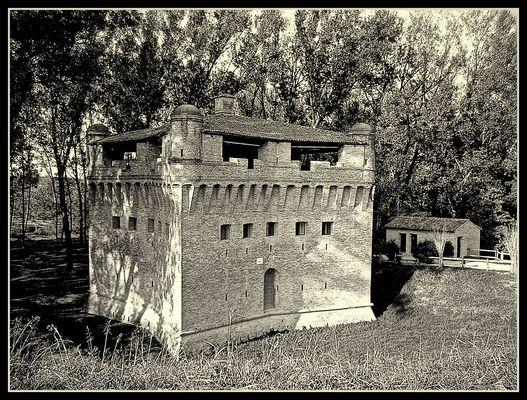Rocca di Stellata..in provincia di Ferrara