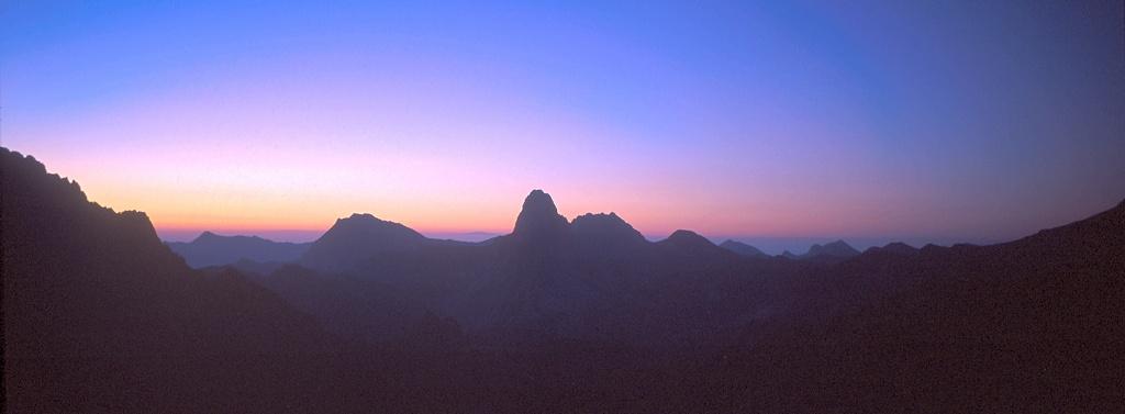 Rocca la Meja 2831m