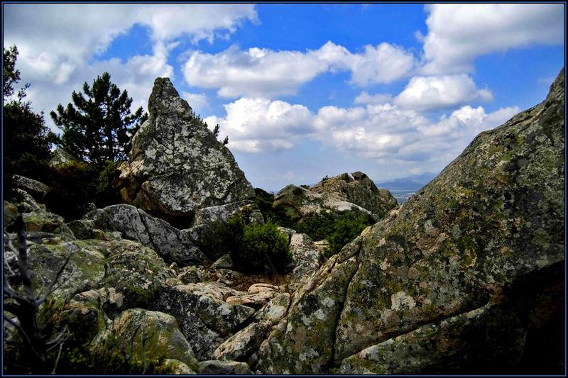 Rocce di Monte Iino