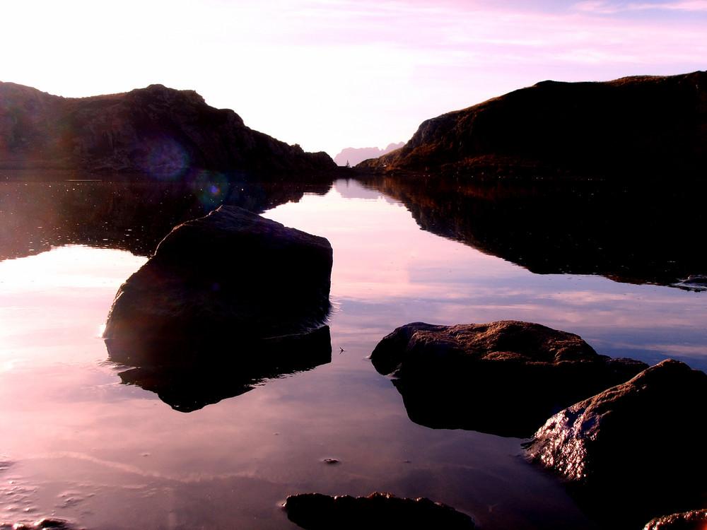 roche et eau