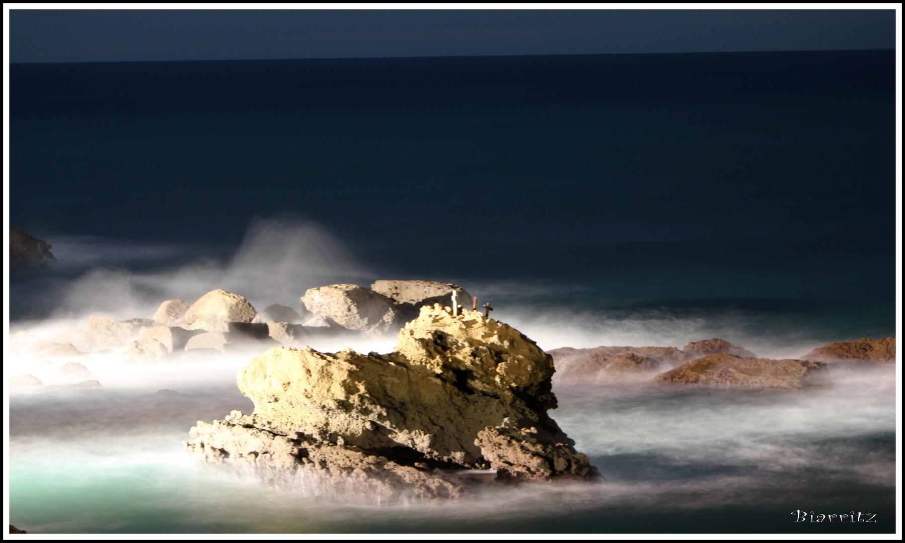Rocher Biarritz
