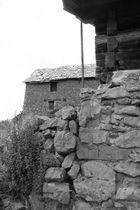 Roches et maisons