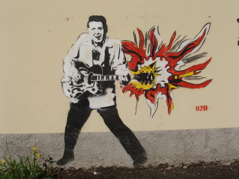 rock duro...a bergamo