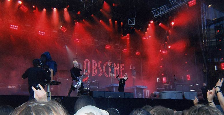 Rock Im Park 2003 - Marilyn Manson 1