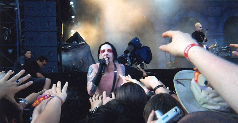 Rock Im Park 2003 - Marilyn Manson