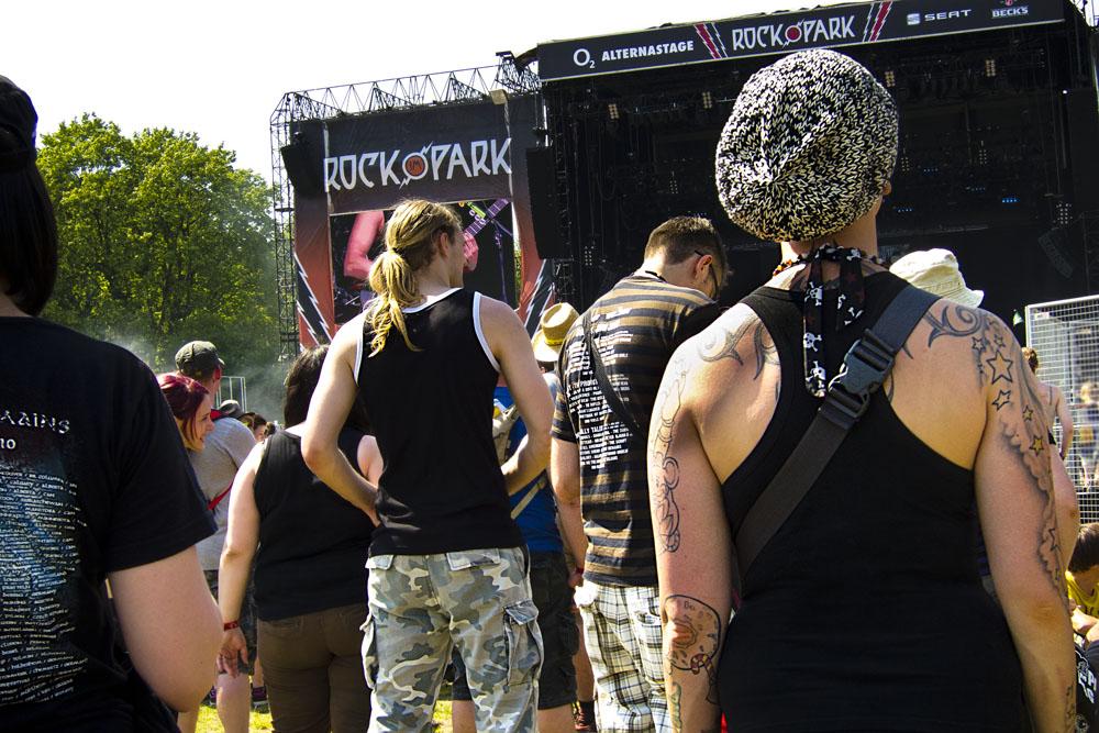 Rock im Park 2011