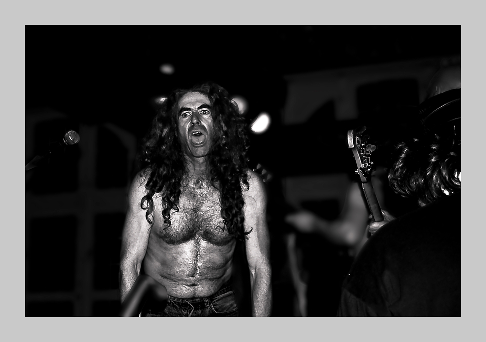 Rock is a Rebel - Metal the Devil ;-)