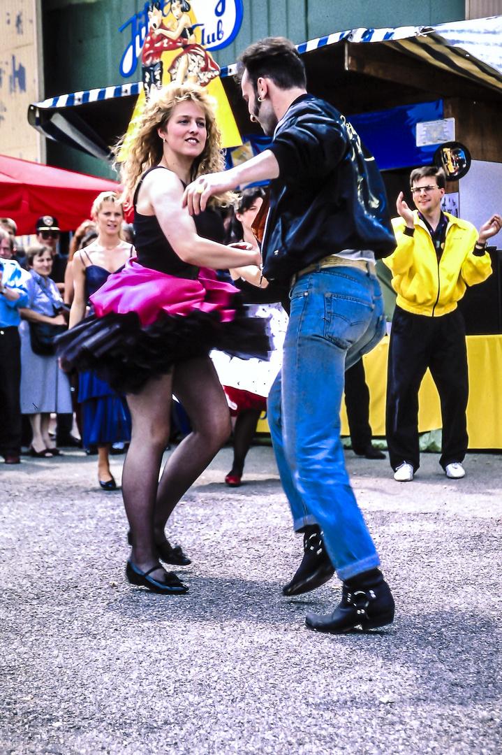 Rock 'n' Roll Danzing Show Oberschleißheim, 1994