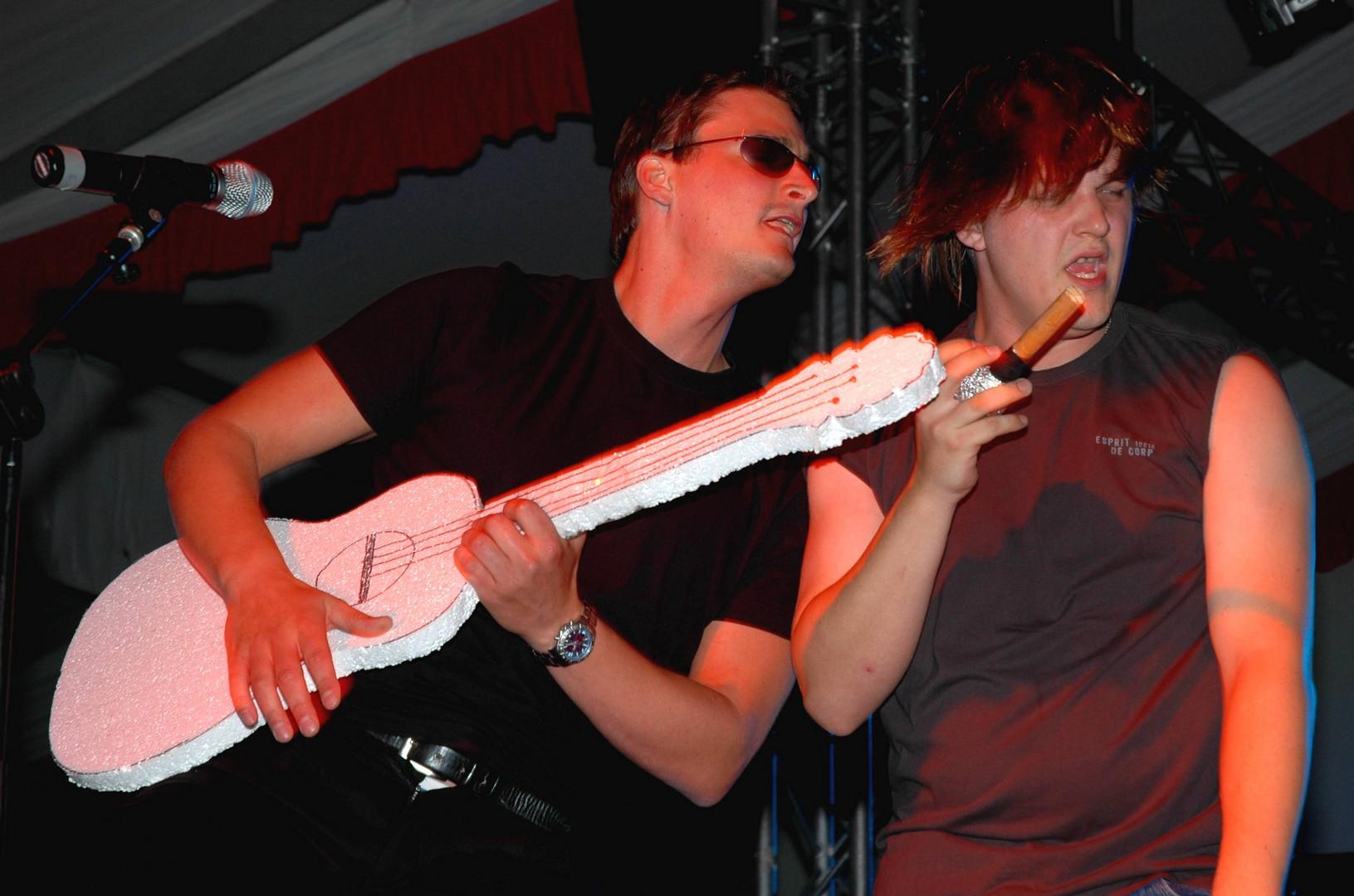 Rock 'n Roll im Schützenzelt Df. - Hamm / September 2010