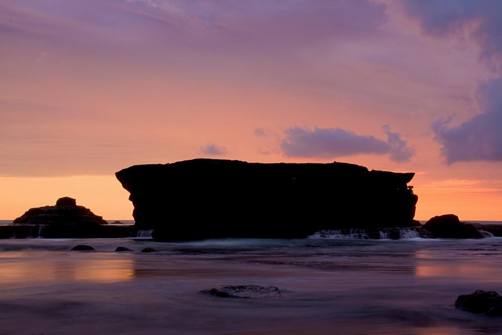 Rock of Pura Tanah Lot (Bali)
