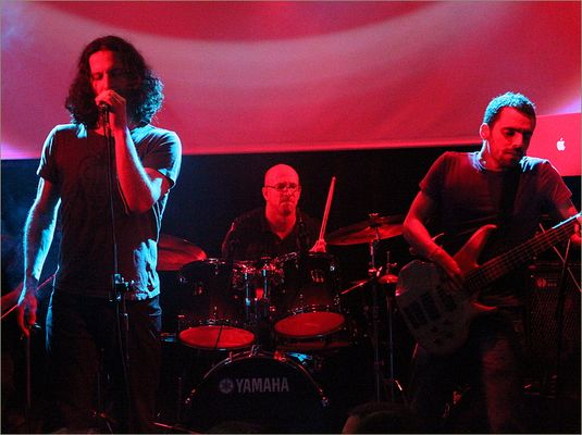 Rock Peru - THE DOORS revisited - Musik in Peru