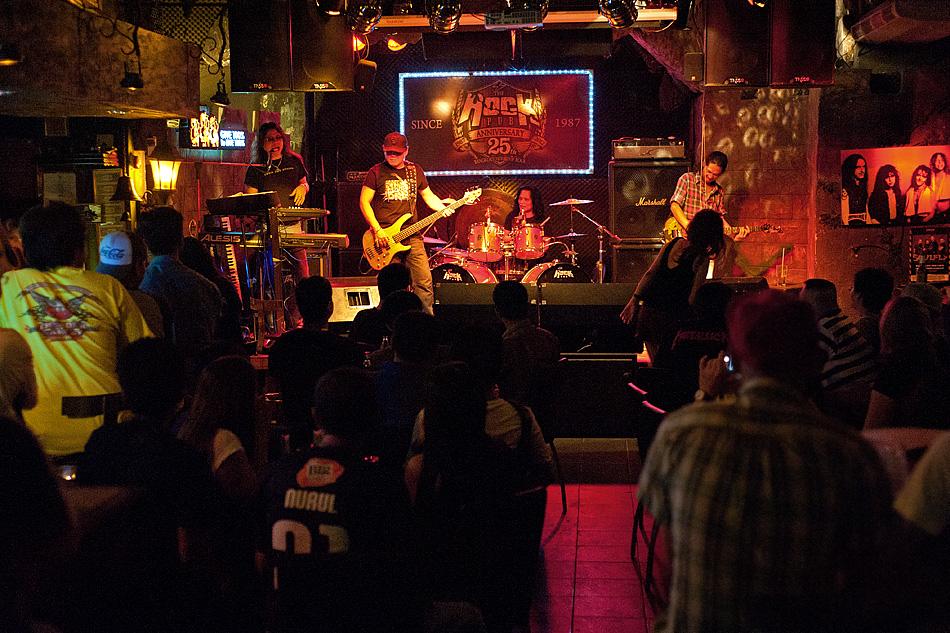 Rock Pub Bangkok I