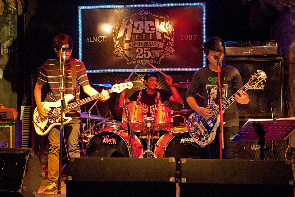Rock Pub Bangkok III
