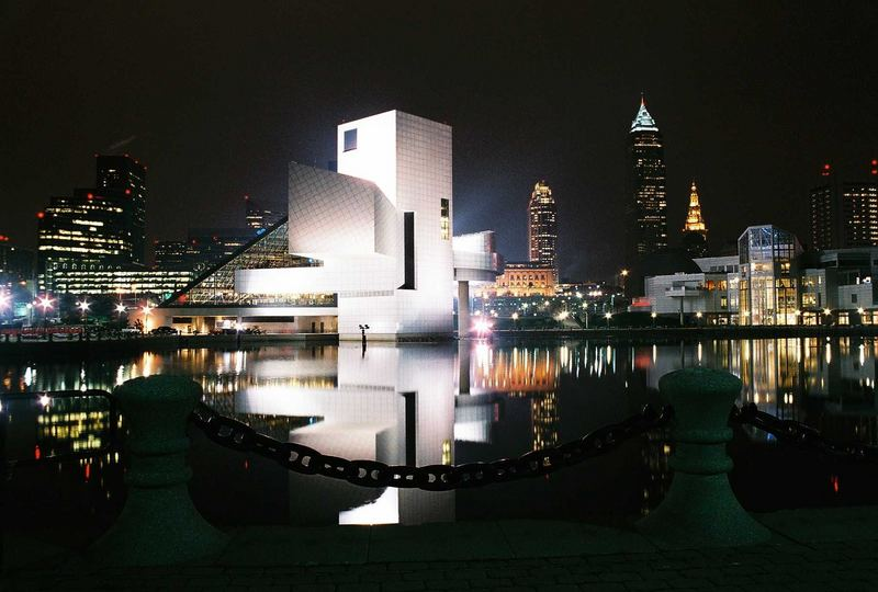 Rock & Roll Hall of Fame, Cleveland Ohio