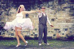 Rockabilly Hochzeit
