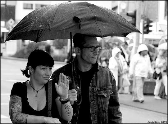 Rockabilly Rain