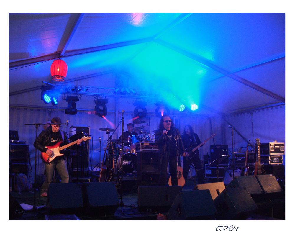 Rockband Gipsy