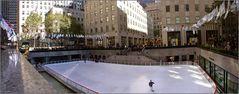 Rockefeller Eislauffläche