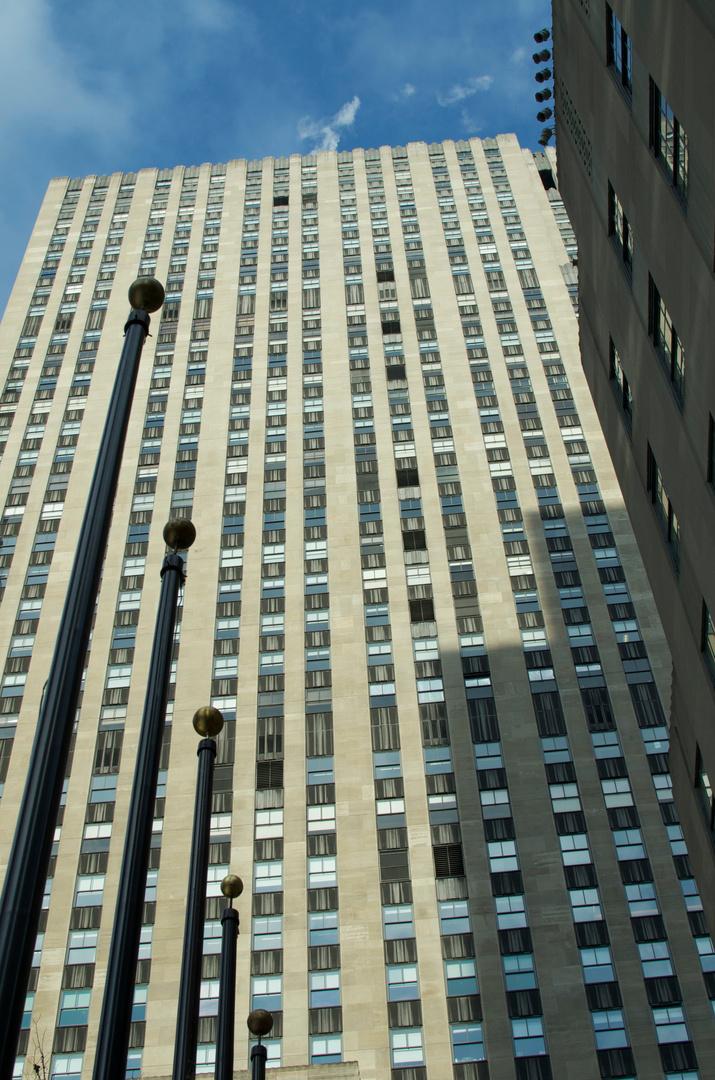 Rockefeller platz