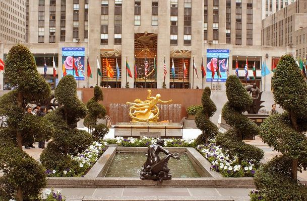 *Rockefeller Plaza*