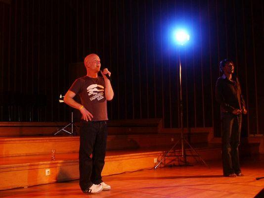 Rocken, poppen, dancen ... Radio Bremen Vier präsentiert Jimmy Somerville