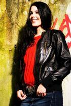 Rockerlady - keep smile