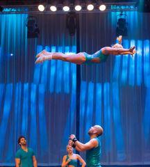 Rock´n Roll - Jeanette Uhl im Flug mit Mario Bludau (1)