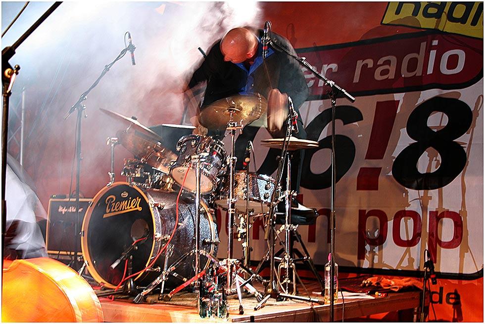 Rock`N Roll verleiht Flügel...